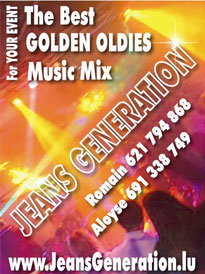 Jeans Generation Golden Oldies Music Mix
